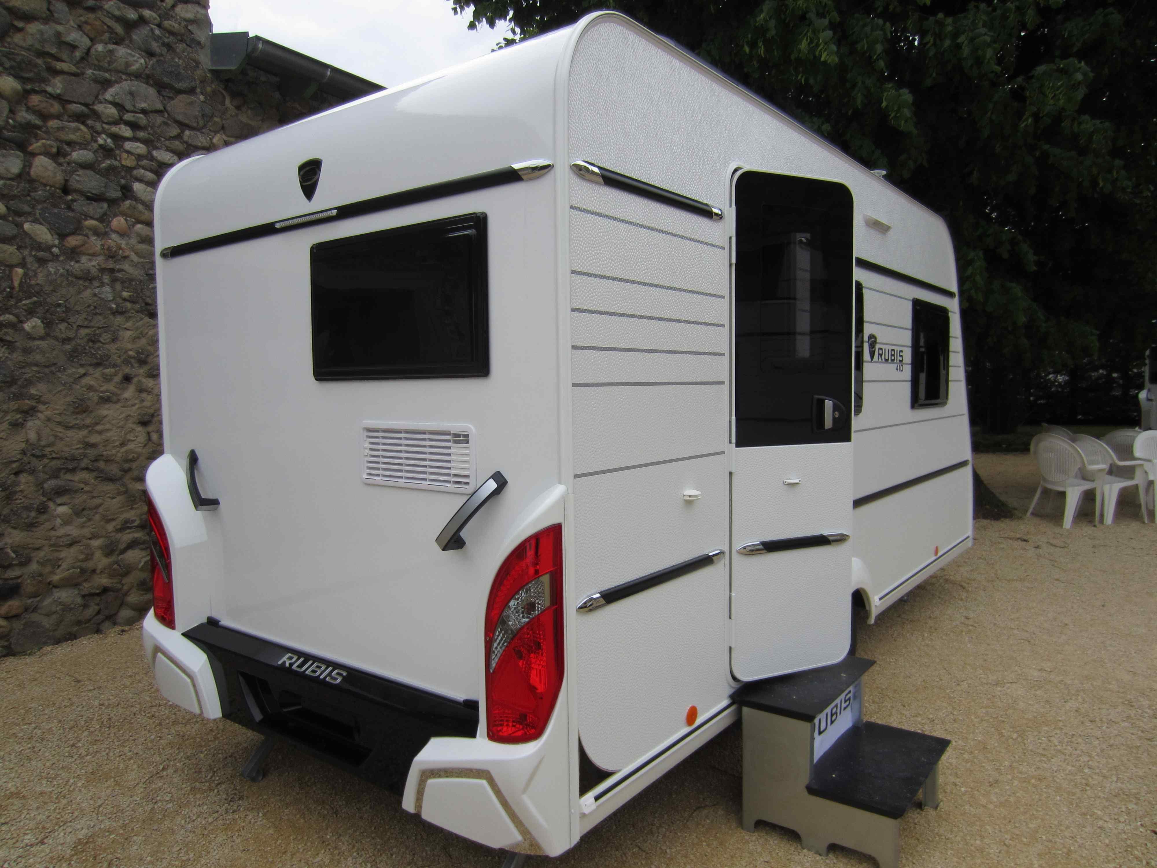 Rubis 410 modèle 2020 Fabre caravanes