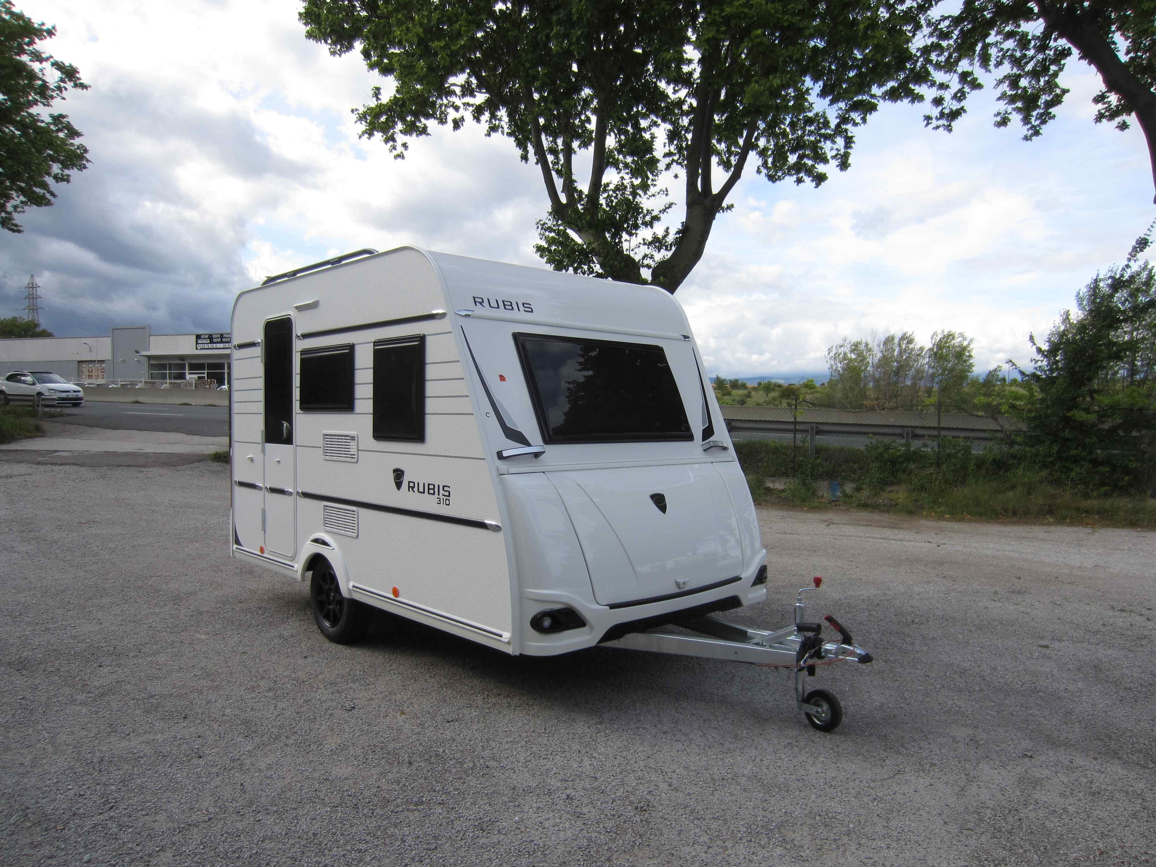 Rubis 310 modèle 2020 Fabre caravanes