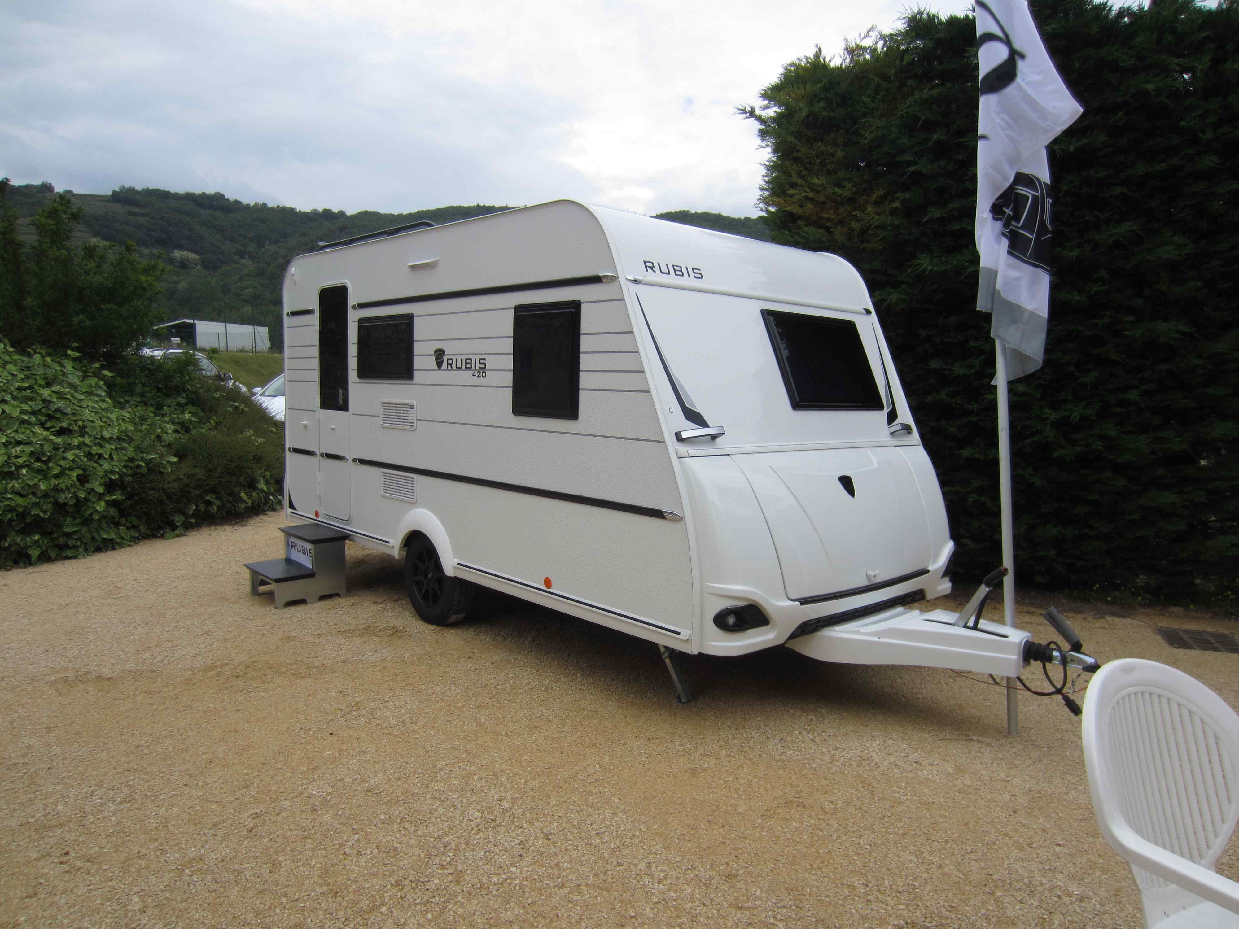 Rubis 420 modèle 2020 Fabre caravanes
