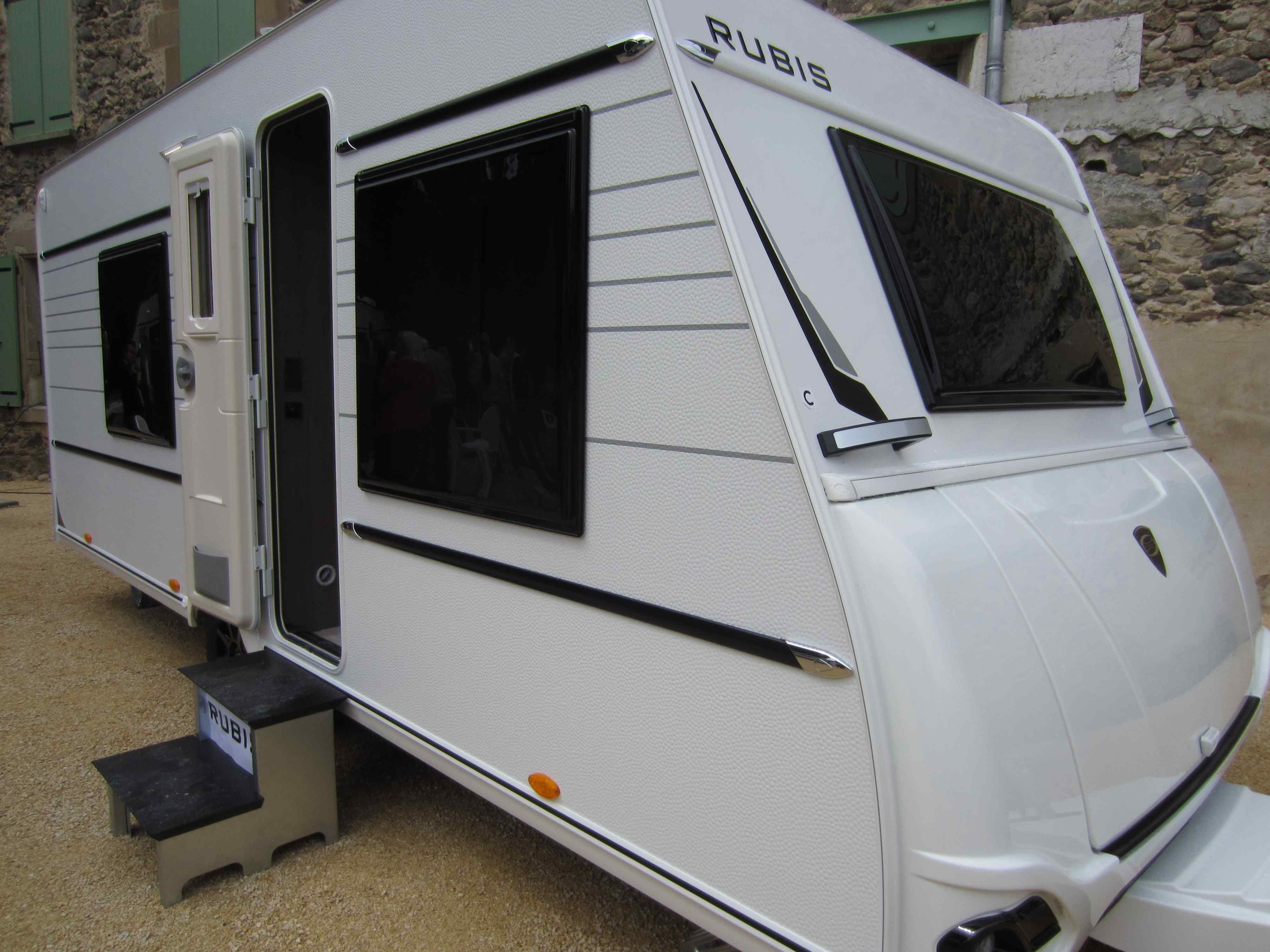 Rubis 500 modèle 2020 Fabre caravanes