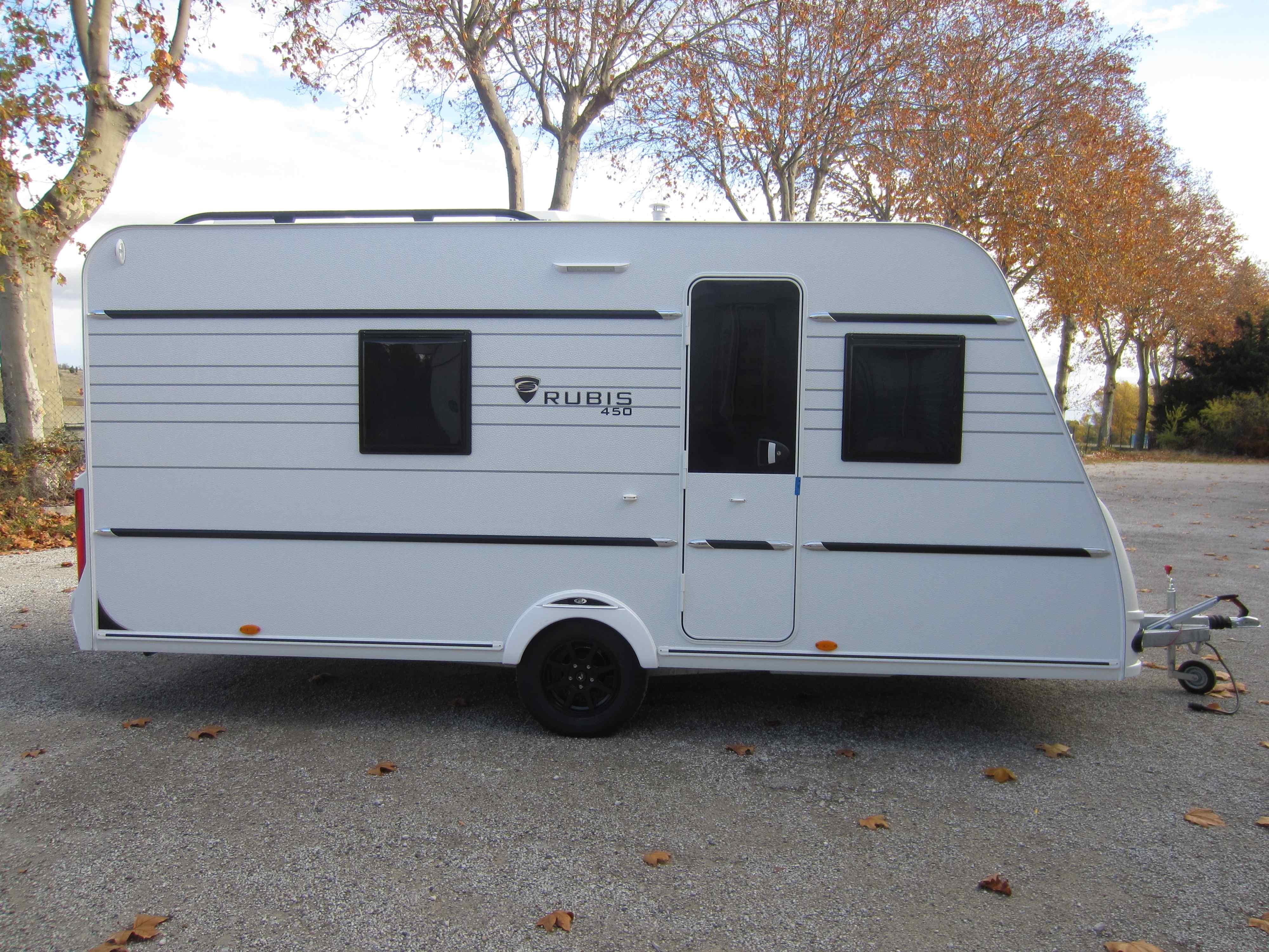 Rubis 450 modèle 2020 Fabre caravanes