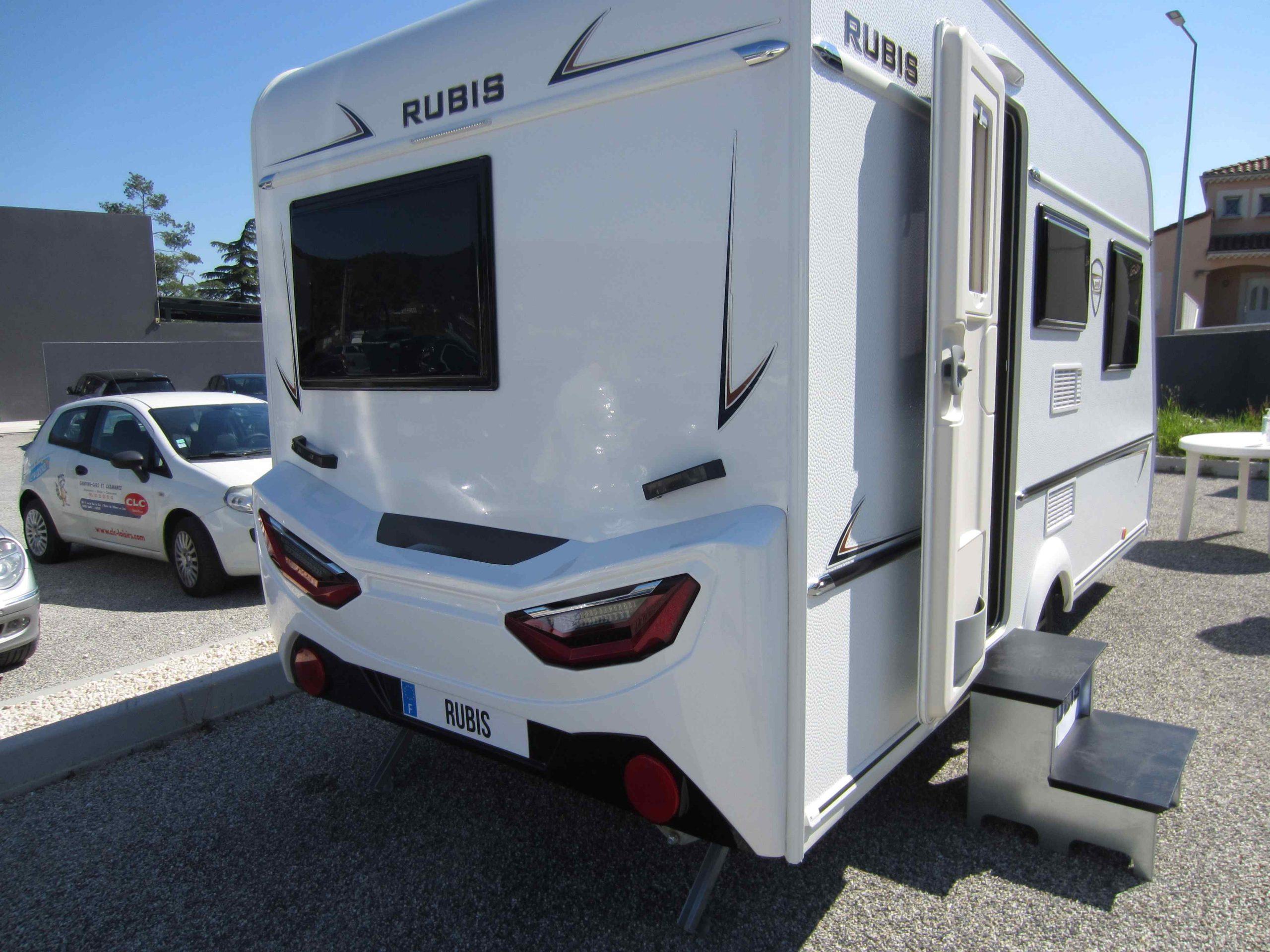 Rubis 395 modèle 2020 Fabre caravanes